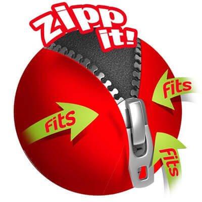 ZIPP IT Autositzbezüge