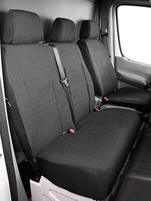 mercedes sprinter passform sitzbez ge f r einzelsitz und doppelbank vorne aus stoff ab bj 01. Black Bedroom Furniture Sets. Home Design Ideas